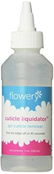 Flowery Gel Cuticle Remover