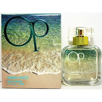 Ocean Pacific Summer Breeze Eau De Parfum Spray For Women 1.7 Oz / 50 ml