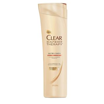 Clear Ultra Shea Cleanse & Nourish Shampoo