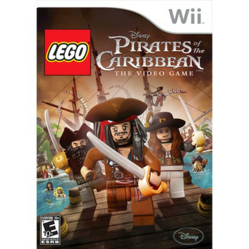 Disney LEGO Pirates of the Caribbean: The Video Game (Nintendo Wii)