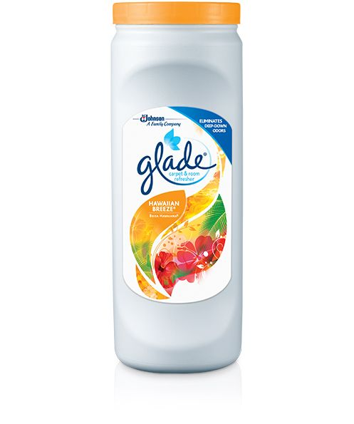 Glade Hawaiian Breeze Carpet & Room Refresher