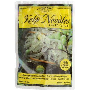Gold Mine Kelp Noodles, 16 oz, (Pack of 12)