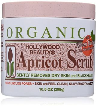 Hollywood Beauty Apricot Scrub
