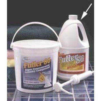 Fuller Brush Fuller 86 Super-Concentrated Liquid Laundry Detergent Dye & Fragrance Free 128 Fl Oz. (172/86 Loads)