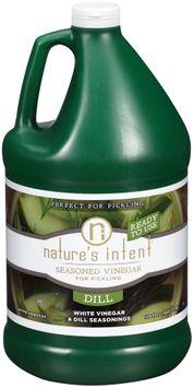 Nature's Intent® Dill Seasoned Vinegar for Pickling
