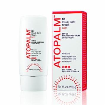 Atopalm BB (Beauty Balm) Cream SPF 20 Broad Spectrum Sunscreen