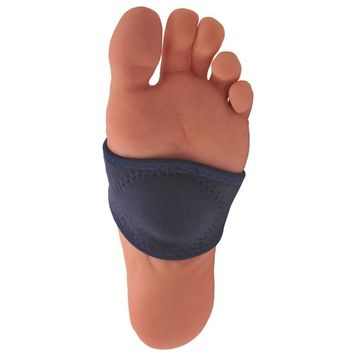 Dr. Frederick's Original Arch Support Brace Set - Two Orthotic Insole Wraps for Plantar Fasciitis and Flat Feet - Fast Relief of Foot Pain