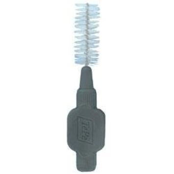 Grey TePe Interdental Brushes 1.3mm - 10 Packets of 8 (80 Brushes) by TePe