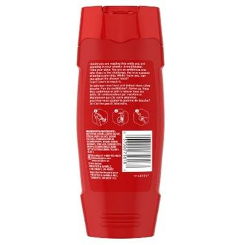 Spice Red Collection Ambassador Body Wash - 21oz