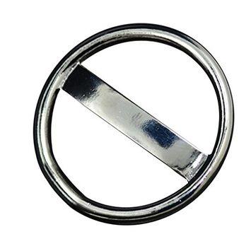 Kanzd 1PC Circular Elastic Hair Clip Hair Accessories Headpiece