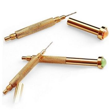 MBox 2PC hand drill tool nail art tips jewellery dangle