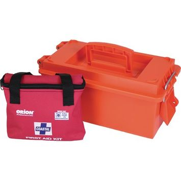 The Wise Company Wise 5601-151 Small Dry Box With Offshore First Aid Kit