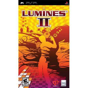 Buena Vista Lumines 2 PSP Game bvg