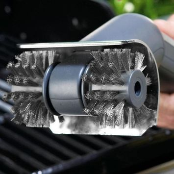 Brookstone Replacement Brush Head for Motorized Grill Brush