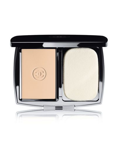 CHANEL Double Perfection Lumière Long-Wear Flawless Sunscreen Powder Makeup Broad Spectrum SPF 15