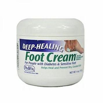 Pedifix (a) Deep Healing Foot Cream 4oz Jar
