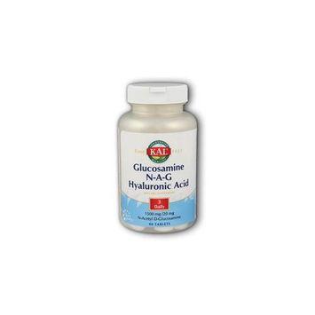 Glucosamine N-A-G Hyaluronic Acid Kal 90 Tabs