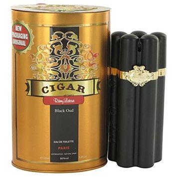 Remy Latour Cigar Black Oud Eau de Toilette Spray for Men