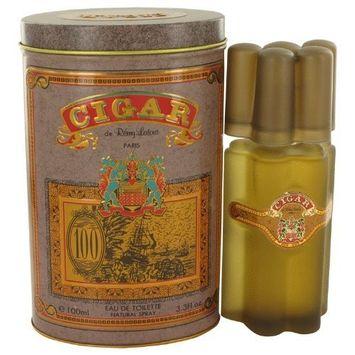 Remy Latour Cigar For Men Eau De Toilette Spray, 3.3 Ounces