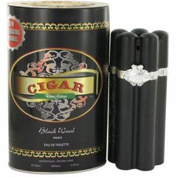 6 Pack - Remy Latour Cigar Black Wood Eau de Toilette Spray for Men 3.3 oz