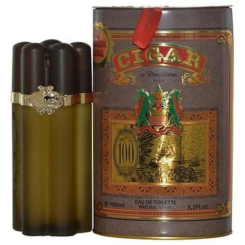 CIGAR by Remy Latour EDT SPRAY 3.3 OZ (NEW PACKAGING) for MEN ---(Package Of 5)