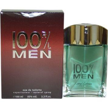 Remy Latour 100% RL Men Eau De Toilette Spray by Remy Latour, 3.4 Ounce
