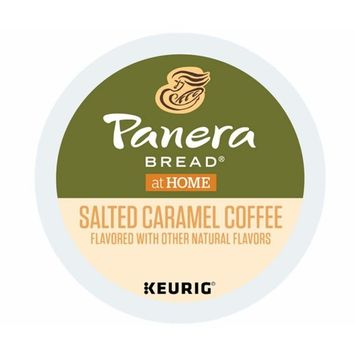 Panera Bread Single Serve Capsules for Keurig K-Cup pod Coffee Brewers, 24 Count (Salted Caramel Coffee)