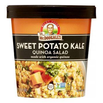 Dr. Mcdougall's Right Foods, Inc. Dr. McDougall's Organic Sweet Potato Kale Quinoa Salad, 2.1 Oz