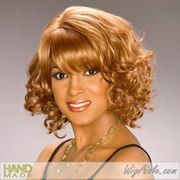 Carefree Collection - RHONDA - Synthetic Mono Full Wig in JET BLACK