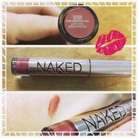 Urban Decay Naked Ultra Nourishing Lip Gloss uploaded by Aerial P.