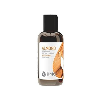 Rocky Mountain Oils - Almond Oil - 4oz - 100% Pure and Natural Carrier Oil