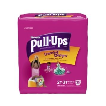 Kimberly Clark Pull-Ups Training Pants - 41247CS - 4T - 5T, 72 Each / Case