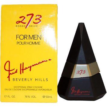 273 by Fred Hayman for Men - 1.7 oz EDC Spray