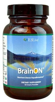 E3Live - BrainON Powder - 50 Grams