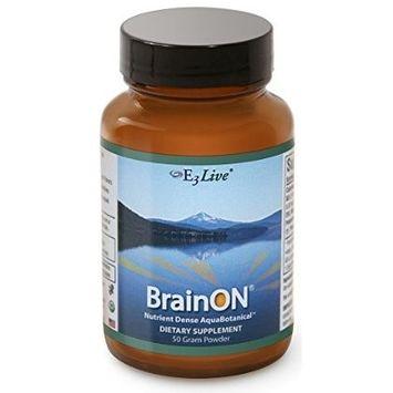 E3Live - BrainON 400 mg. - 120 Vegetarian Capsules