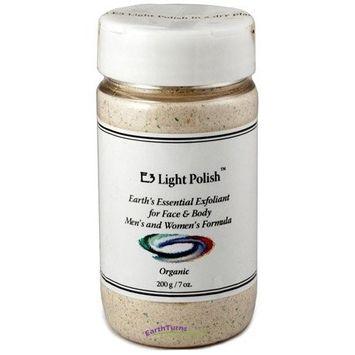 E3live E3 Light Polish Exfoliant, 7 oz