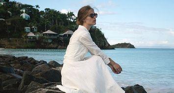 Behind The Brand: Eco-Friendly Fashion Designer, Germaine DeNigris