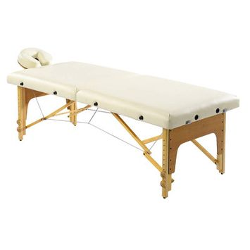 Body Balance System 2-Transducer Portable Harmonic Massage Table