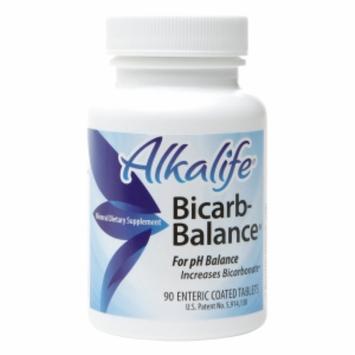 Alkalife Bicarb-Balance for pH Balance, Tablets, 90 ea