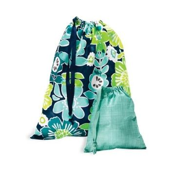 Thirty One Timeless Memory Pouches in Best Buds - 3885