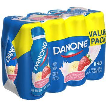 Dannon® Danone® Dairy Drink Strawberry Banana Flavor