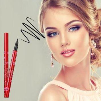 YANQINA 8649 Waterproof Long-lasting Smudge-proof Liquid Eyeliner Pencil
