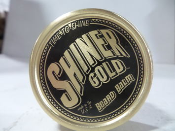 Shiner Gold Medium Shine Beard Balm 1.5oz