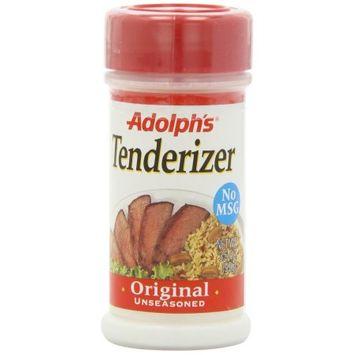 Adolph's Unseasoned Original Meat Tenderizer, 3.5 OZ (Pack of 2)