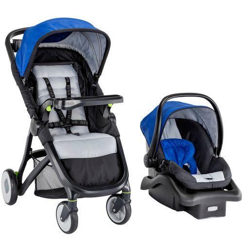 Safety 1st RIVA Ultra Lightweight Travel System Stroller ...