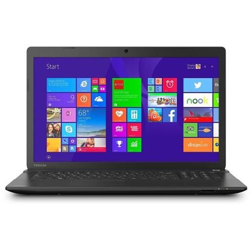 "Toshiba 15"" Laptop - AMD A6, 6GB RAM, 750GB HDDwith Software"