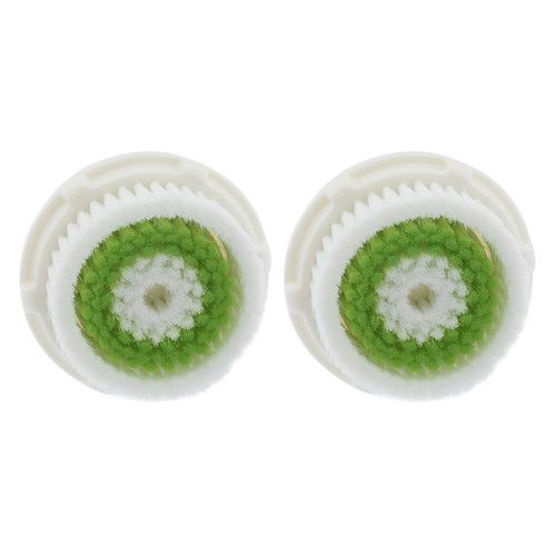 2-Pack Acne Prone Facial Cleansing Brush Heads for Clarisonic Mia 2 Pro