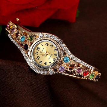 DZT1968 - DZT1968 LVPAI Hot Sale Fashion Luxury Women's Watches Women Bracelet Watch