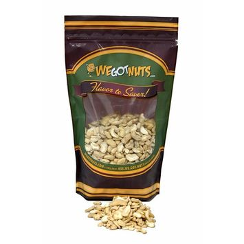 Cashews Pieces 2 lb. - We Got Nuts