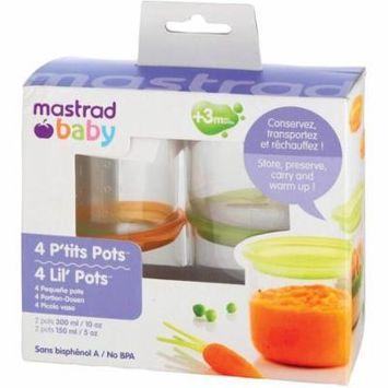 Mastrad Lil' Pots, 4pk